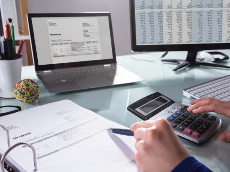 Small Business Invoices