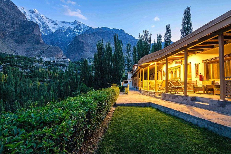 Hunza valley travel